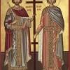 21 Mai - Sfintii Imparati Constantin si Elena